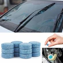 10 шт.(1 шт. = 4 л воды) очиститель автомобильного стеклоочистителя, Одноцветный распылитель, очиститель для автомобиля, очиститель для окон и лобового стекла, автомобильные аксессуары