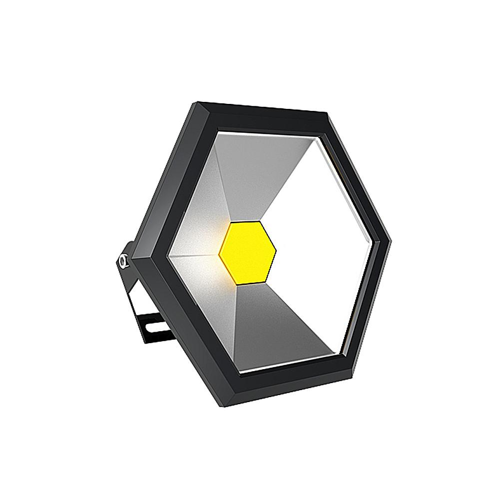 Kaigelin LED Flood Light Warm light/Neutral/White Light 50W COB LED Floodlight Waterproof IP65 LED Outdoor Spotlight консилер absolute new york radiant cover 04 цвет 04 light medium neutral variant hex name b68161