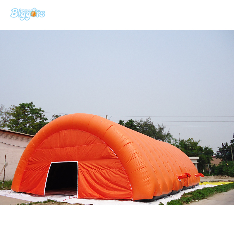 Giant air inflated structure inflatable tent inflatable camping tent inflatable white tent camping tent cubic inflatable tent air inflated structure with blowers