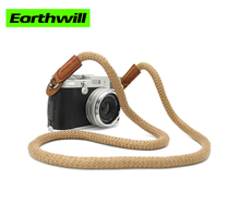 photo Cotton camera strap micro single camera for Leica round hole camera lanyard camera shoulder strap camera