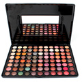 88 colors eyeshadow pallete  naked palette eye shadow glitter eyeshadow Long Lasting Beauty Comestic eyes makeup