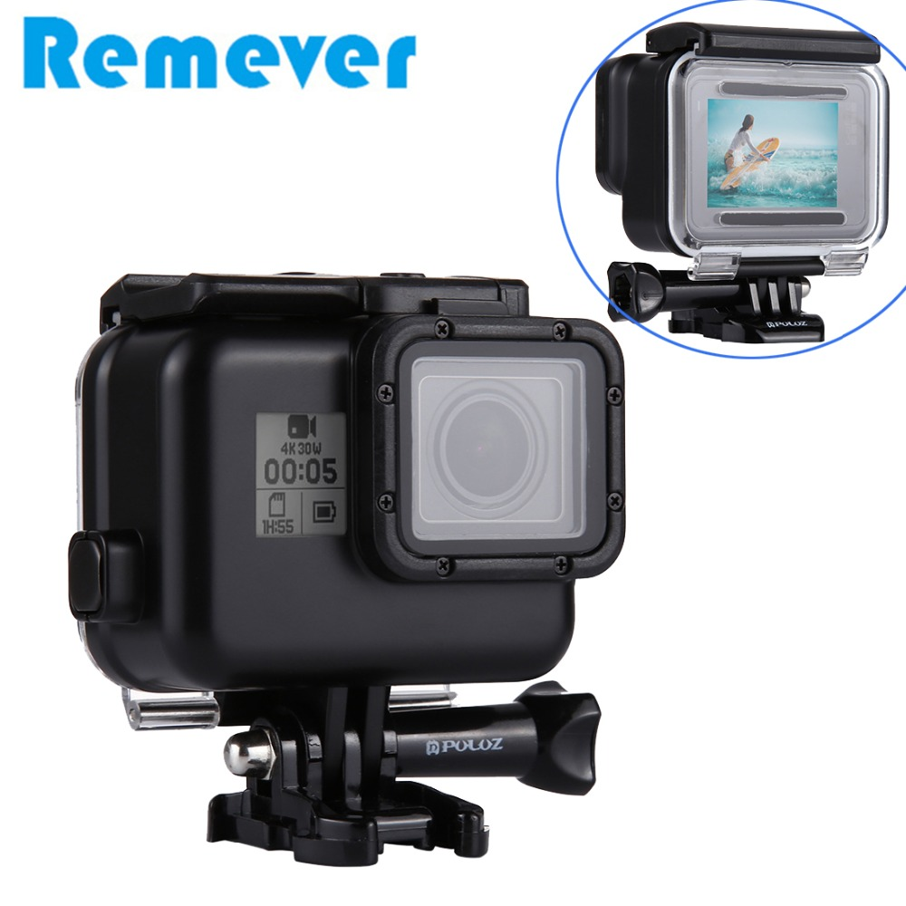 New Arrival Waterproof Case Cover for Gopro Hero 5 6 Action Cameras Accessories