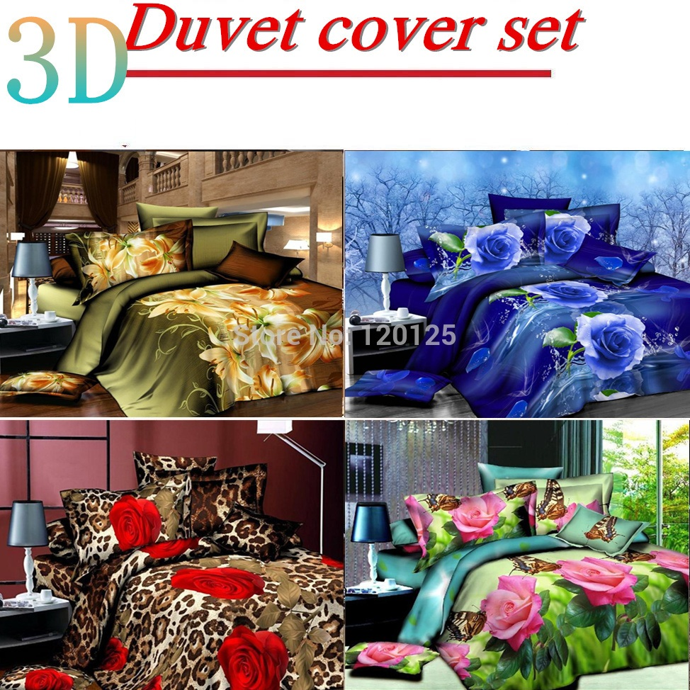 Unihome Luxury 3d Bedding Set Bed Sheet Sets Duvet Cover Set Wholesale  Cover Twin/single/double/queen/ In Bedding Sets From Home U0026 Garden On  Aliexpress.com ...