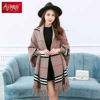 Women Winter Wool Scarf Pashmina Luxury Brand Long Women Scarf Female Pashmina Large Size Shawls Cashmere