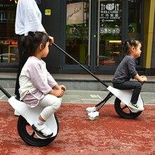 Светильник, Легко складывающаяся детская коляска для трехколесного велосипеда, трёхколесная детская коляска, толстая шина, От 2 до 5 лет