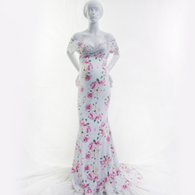 Floral Print Maternity Photography Props Dresses