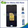 Для Meizu M3 Note M681H M681Q Мейлань Примечание 3 ЖК-Дисплей с Сенсорным Экраном Дигитайзер Ассамблеи Запасные Части + Инструменты
