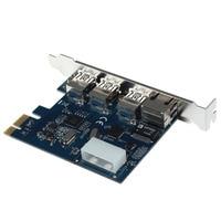 2017 Good Sale PCI E 5 1 Sound 6 Port Sound Card CMI8738 Cinema Stereo Surround