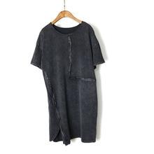 PRBYLDX платье для женщин модная повседневная панк Рок Pok длинная футболка Vestidos De Festa Mujer Robe Femme женская одежда Топы