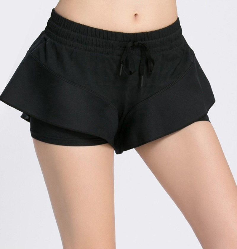Women Sport Running Shorts Breathable Short Pants for Yoga Workout Fitness Beach Shorts Compression Shorts Women Clothes fast