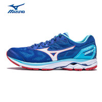MIZUNO Men RIDER 21 Light Running Shoes Cushion Stability Sports Shoes Comfort Breathable Sneakers J1GC180302 XYP623