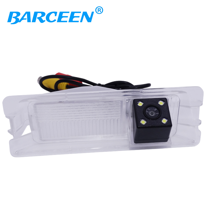 CCD HD Special Car Rear View Reverse backup Camera for Nissan March /Renault Logan & Sandero night vision Free shipping