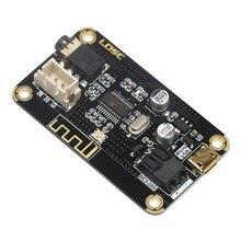 Tablero de decodificación de receptor de Audio inalámbrico MP3 Bluetooth 4,2 para altavoz de bricolaje inalámbrico para coche