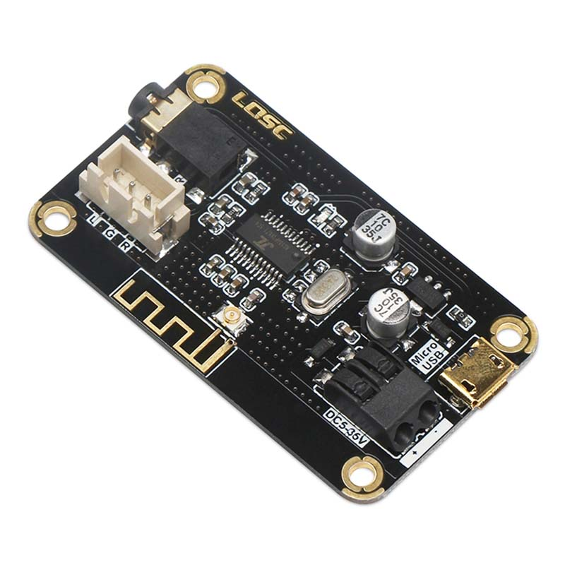 Wireless MP3 Bluetooth 4.2 Audio Receiver Decoding Board for DIY Speaker Wireless Car-in Amplifier from Consumer Electronics