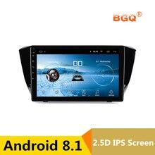 10.1″ 2.5D IPS screen Android 8.1 Car DVD Multimedia Player GPS For Skoda Superb 2016 audio car radio stereo navigator bluetooth