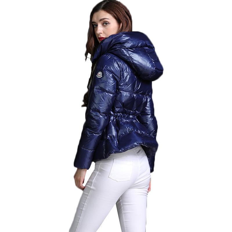 Engayi Brand Women Down Jacket Down Parkas Jacket Coat Winter Snow Female Duck Down Coat Hick Down Jacket Female Jacket Ture 100% Guarantee
