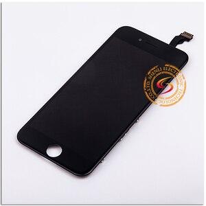 Image 2 - 학년 AAA + + + 10 개/몫 아이폰 6 LCD 터치 스크린 어셈블리 디스플레이 교체 아니 죽은 픽셀 무료 배송