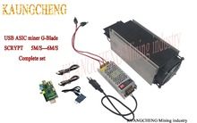 asic miner Gridseed Miner 5.2MH / S-6MH/S Set of Litecoin Mining Machines Two Chainsaw Blades Set of USB Miners Best LTC Mining