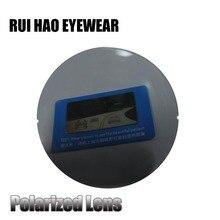 Optische Polarisierte Objektiv 1,56 Index Grau Harz Linsen HC Polarisierte Gläser Brillen Sonnenbrillen Myopie Presbyopie Brillen