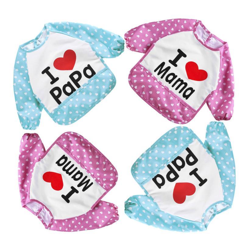 Baby Bibs&Burp Clothes Waterproof Toddler Kids Boys Girls Feeding Apron Saliva Towel Baby Bibs for Babies 18Jul9