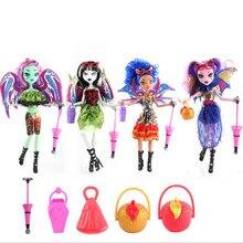 Fonny Mode Rakasa Boneka Kualitas Tinggi Bergerak Sendi Tubuh untuk Lampu  Warna-warni Sayap Aksesoris Reborn Bayi Hadiah Mainan . 34fcbc77a9