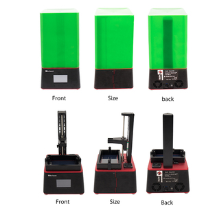 Image 5 - Kelant Orbeat Plus D200S 2k SLA 3D 프린터 UV 수지 데스크탑 impresora 레이저 405nm 3.5 lcd 화면 DLP 3d 프린터 diy 키트