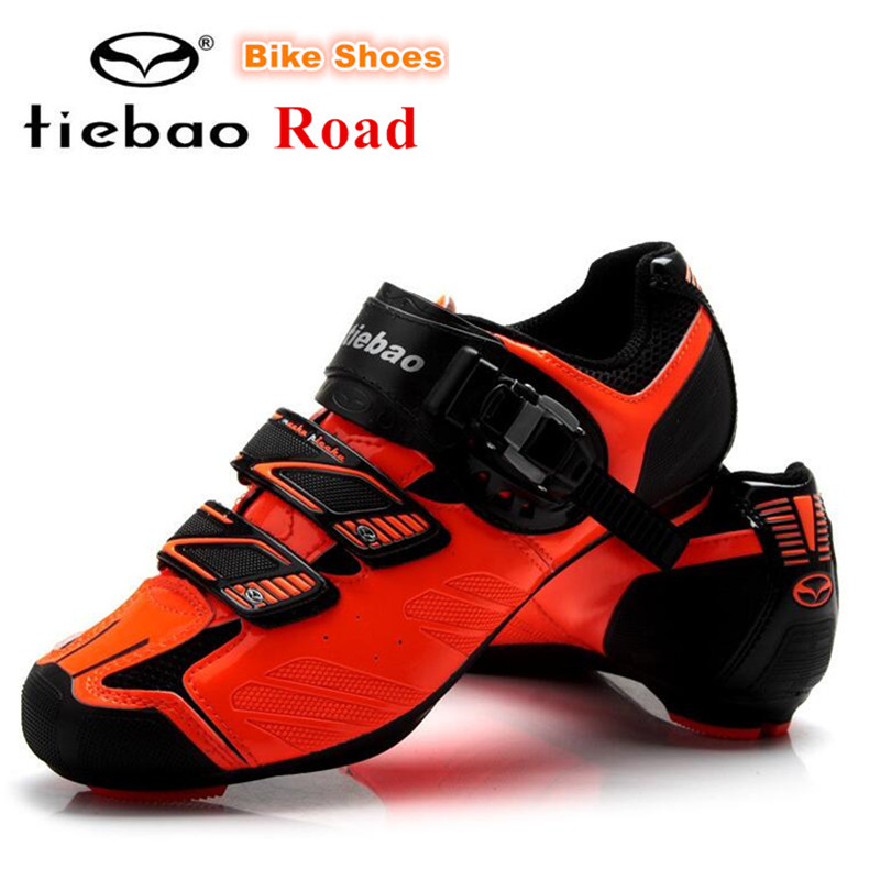 TIEBAO Bicycle Shoes Breathable Road Shoes Self-locking zapatillas deportivas mujer sapatilha ciclismo Bike Shoes Cycling Shoes sidebike mens road cycling shoes breathable road bicycle bike shoes black green 4 color self locking zapatillas ciclismo 2016