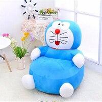 Fancytrader Прекрасный плюша Doraemon диван татами Поп аниме Роскошные кот Кровать Кресло для детей и взрослых