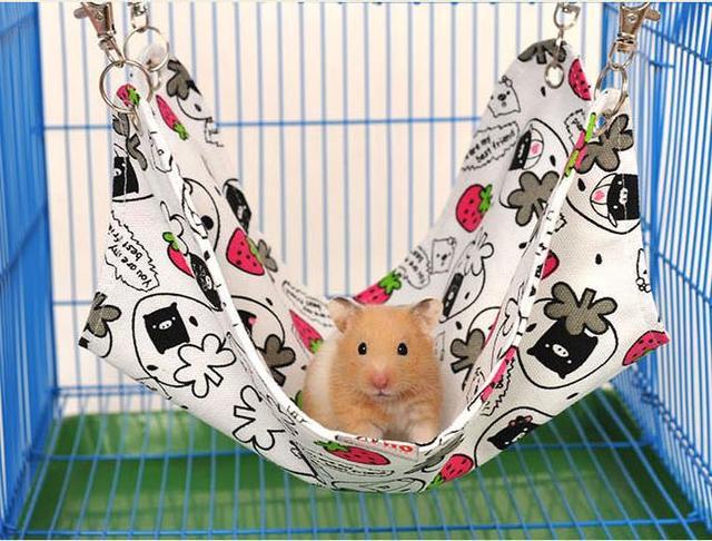 new pet rat hamster hanging bed chinchilla hammock guinea pig rabbit hammock cage accessories for small new pet rat hamster hanging bed chinchilla hammock guinea pig      rh   aliexpress