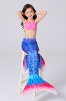 Girl Mermaid Tail Custome Baby Girl Kids Mermaid Tail Fancy Dress Cosplay Halloween Costume