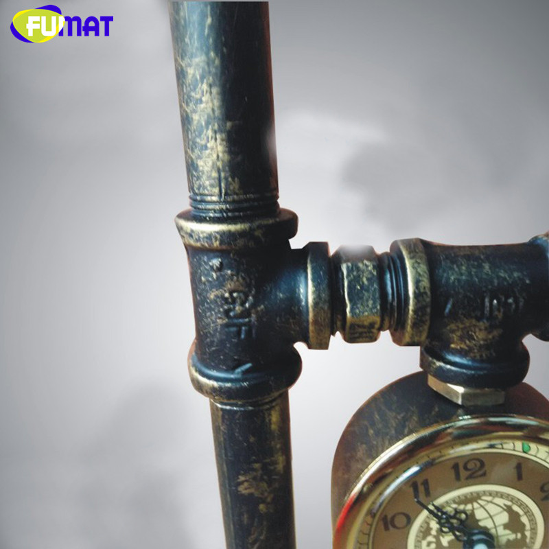 Water Pipe Table Lamp 16