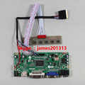 High Quality HDMI VGA DVI Audio LCD Controller Board M.NT68676 for 15.6inch LP156WH2 LP156WH4 1366*768 lcd panel 100% Test