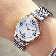 цена на FERNWEH New Women Luxury Brand Watch Simple Quartz Lady Waterproof Wristwatch Female Fashion Watches Clock Relogio Feminino