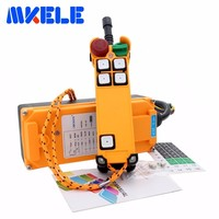 New Arrivals Crane Industrial Remote Control HS 4S Wireless Transmitter Push Button Switch China