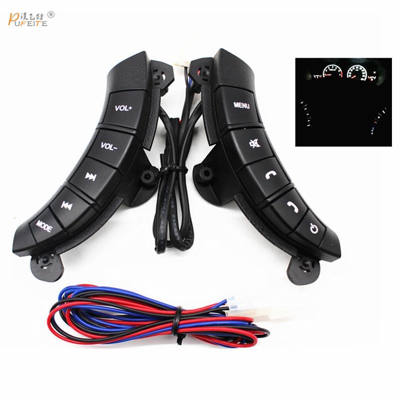 Dirección de control de audio botón de ajuste para la gran pared Hover H3 H5 wingle 3 5 interruptor de luz accesorios de coche