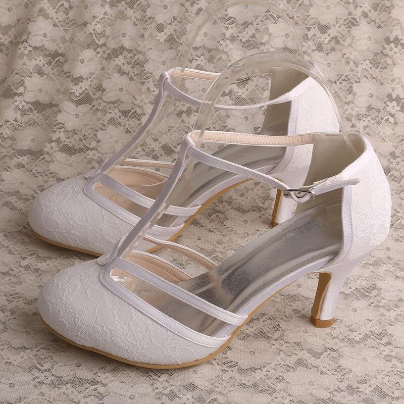 wedding lace sandals