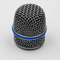 Replacement Metal Microphone Grill Mic Grille Ball Type Ball Head Mesh For Fit For Beta 57 A Beta57A beta57a