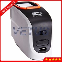 CS 610A 8mm Measuring Caliber Digital Color spectrum analyzer Precise Portable Spectrophotometer with LED light source