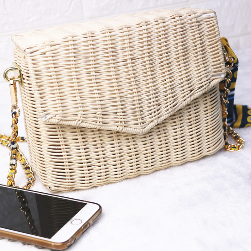 HTB1HBnTPbvpK1RjSZFqq6AXUVXaZ - The New Fashion Lady Shoulder Bag Retro Art Handmade Rattan Woven Straw Bags Vacation Holiday Travel Beach Bag Shoulder Bag
