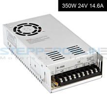 DC24V 350W 14.6A Switching Power Supply 115V/230V to Stepper Motor 3D Printer/CNC