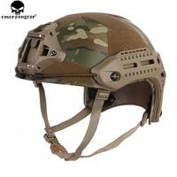 EMERSONGEAR MK Style Tactical Helmet Hiking Cycliny Protective Helmet Pads emerson Combat Airsoft Helmet EM9201