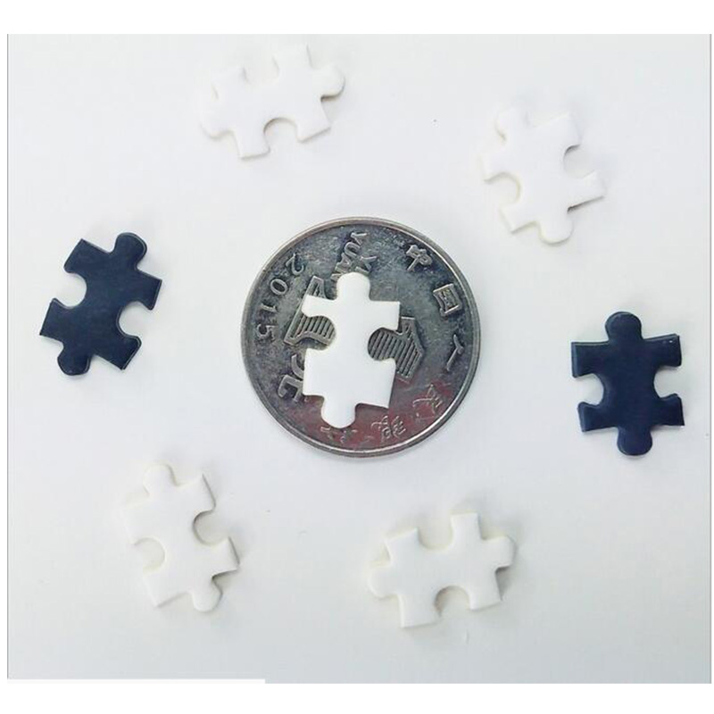 """Image 2 - 1000 Pieces A3 Mini Smallest Landscape Paper Puzzle Difficult Toys Adults Jigsaw Puzzle Students DIY Gift(Size 14.9""""x 10.2)-in Puzzles from Toys & Hobbies"""