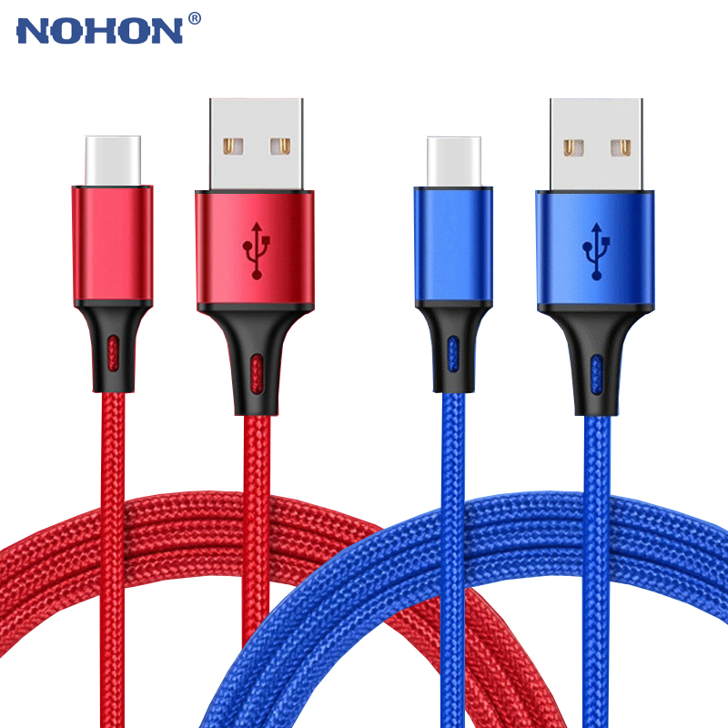 25cm 50cm 1m 2m 3m USB Type C Charge Cable For Samsung Galaxy S9 S8 Plus Note 8 9 Origin USB C Data Fast Charging Long Wire Cord Mobile Phone Cables    - AliExpress