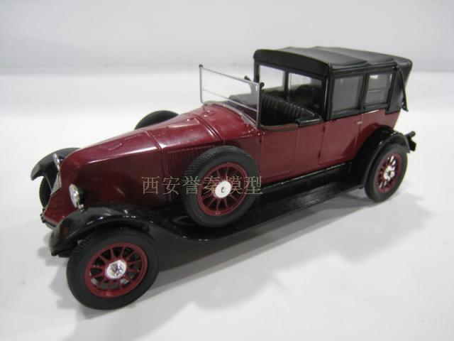 NOREV 1/43 Scale Car Model Toys RENAULT TYPE MC 40 CV Diecast Metal Car Model Toy For Collection,Gift,Decoration