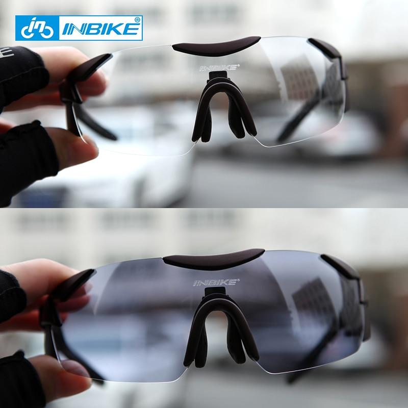UV polarized photochromic cycling glasses bike bicycle eyewear sport sunglasses men and woman  IG16839  цены