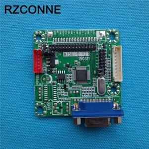 MT561-B 5V универсальная плата контроллера VGA LVDS LCD, опционально с помощью перемычки