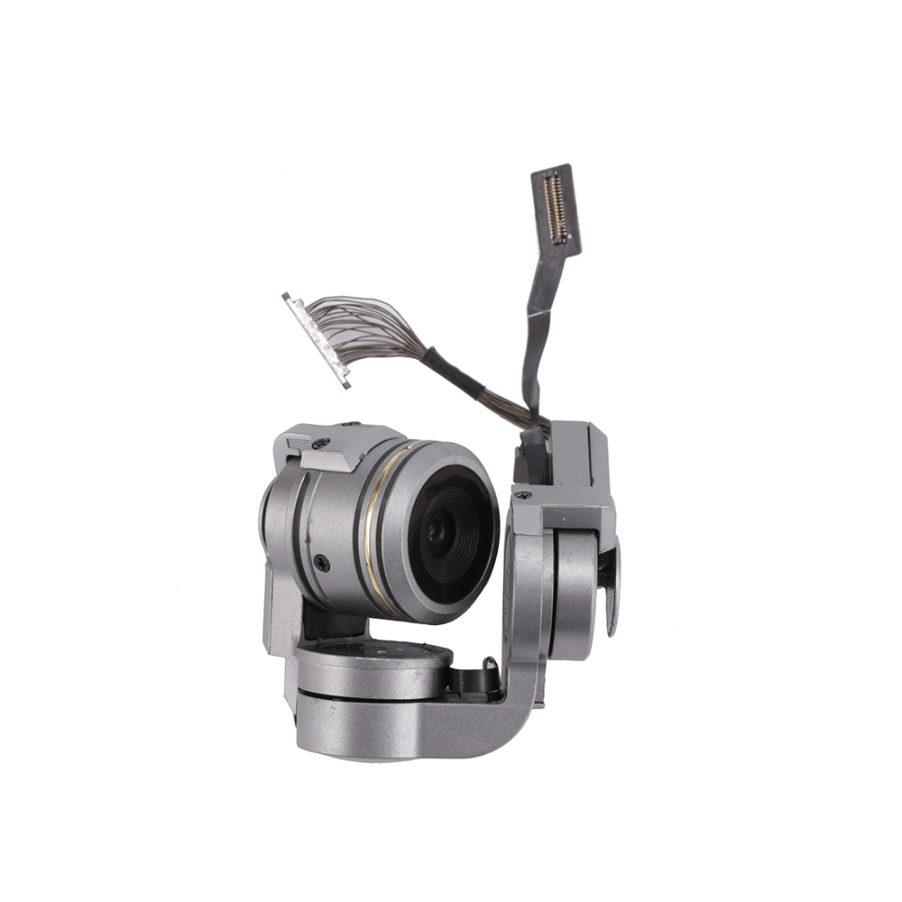 Repair Gimbal Camera FPV HD 4K For DJI Mavic Pro Drone Replacement Parts Video RC Cam Original Accessories Len Arm W/ Flex Cable original a1297 lcd screen flex cable 17 inch for apple macbook pro replacement laptop repair parts tested working well
