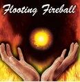 Плавающие Fireball (Трюк + DVD)-Трюк. фокус с бесплатной доставкой