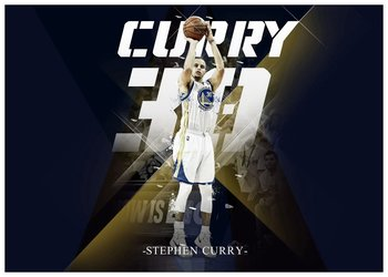 Stephen Curry Basketball Star Art Coated paper Painting Home Room Decor High Quailty printing Wallpaper Modern Decoration 4