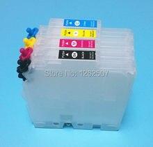 Recharge vide de cartouche d'encre pour imprimantes Ricoh GX7000 GX3000 GX5000 GX2500